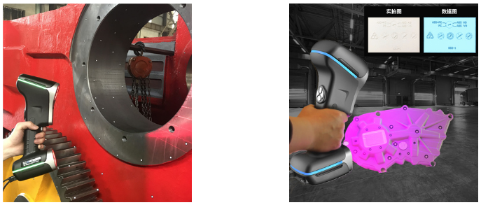 KSCAN复合式三维扫描仪