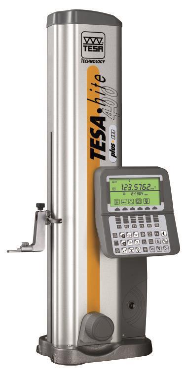 瑞士TESA-HITE plus M 400/700电动版测高仪