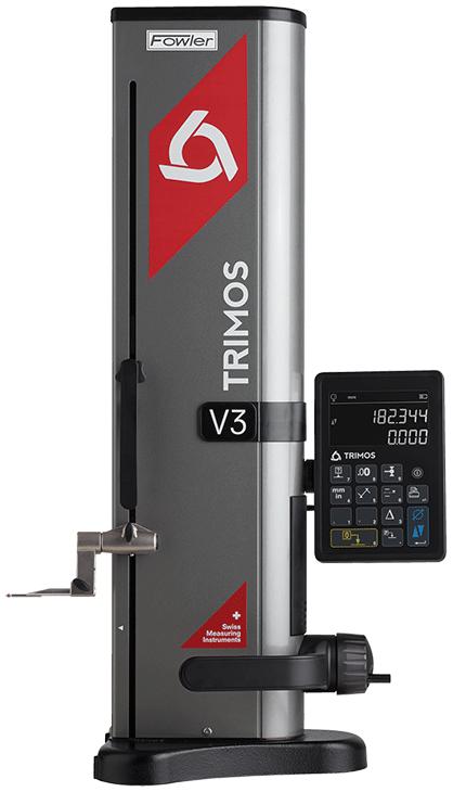 瑞士TRIMOS V3/V4数显测高仪