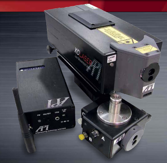 美国API XD激光干涉仪