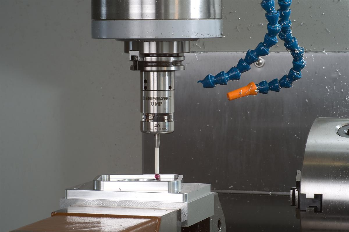 英国雷尼绍OMP40-2光学机床测头