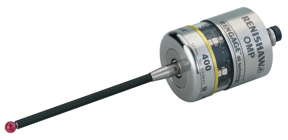 雷尼绍OMP400高精度机床测头