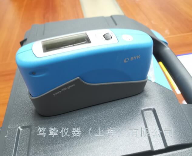 德国光泽度测量的新型智能工具BYK光泽度仪
