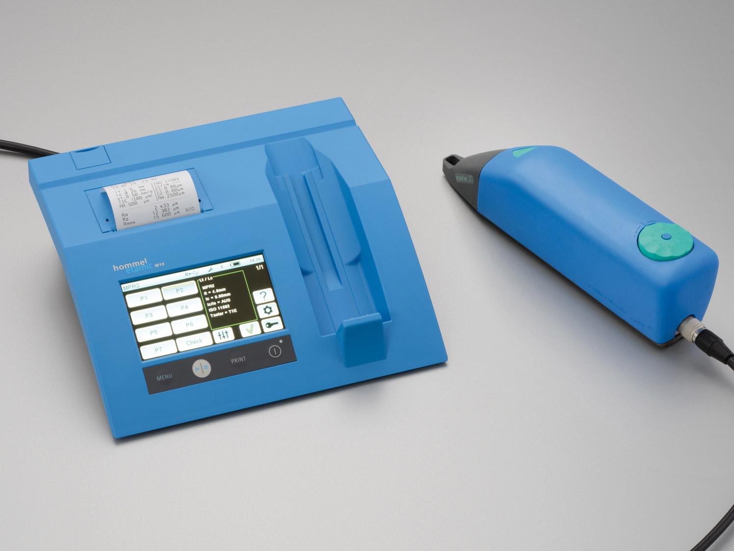 德国霍梅尔Hommel-Etamic W20粗糙度仪