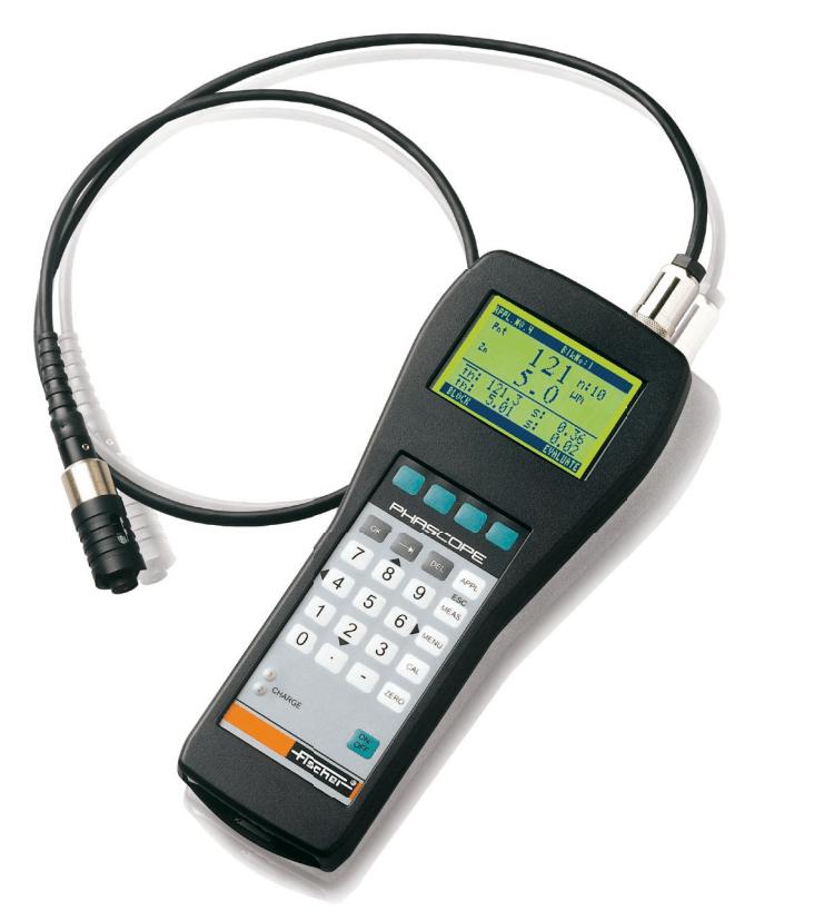 德国FISCHER菲希尔PHASCOPE PMP10 DUPLEX测厚仪