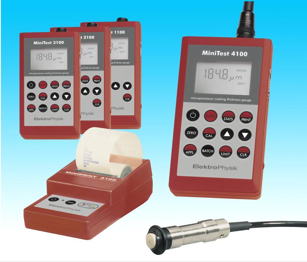 德国Elektrophysik(EPK)Minitest 3100测厚仪