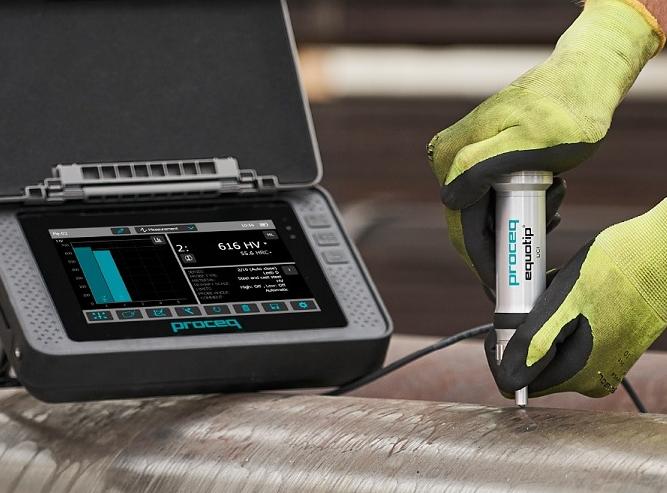 瑞士博势 Proceq Equotip 550 UCI超声波硬度计