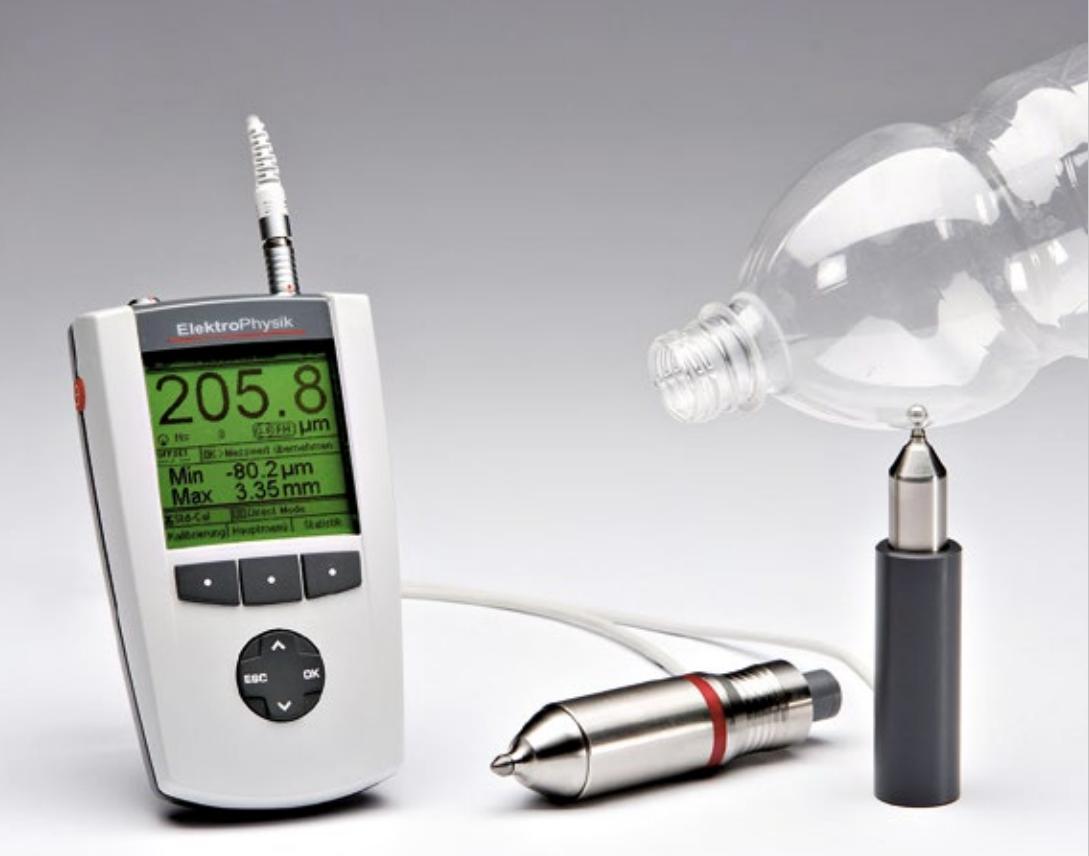 德国Elektrophysik(EPK)MiniTest 7400FH壁厚仪