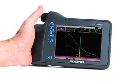 日本奥林巴斯 Olympus EPOCH 6LT便携式探伤仪
