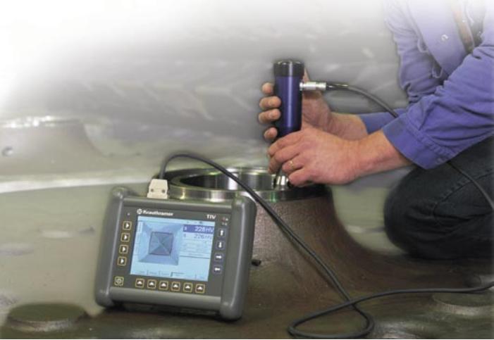 美国GE通用电气Krautkramer TIV硬度计