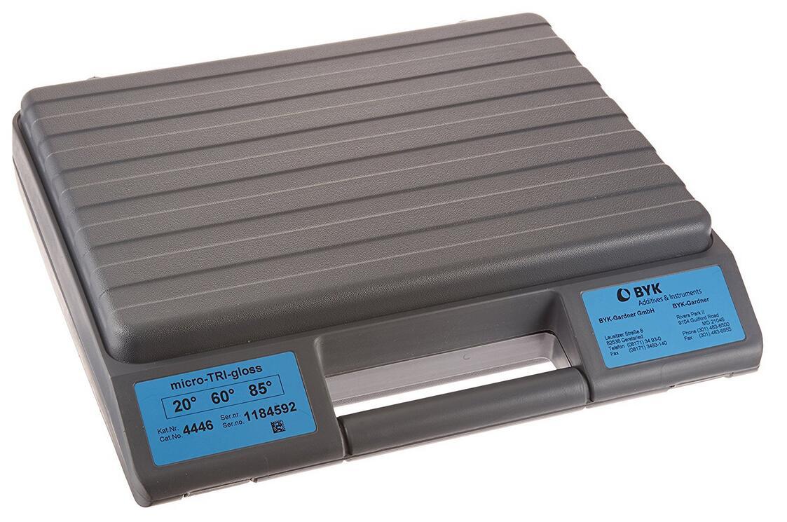 德国BYK微型三角度光泽仪μ型 MICRO-TRI-GLOSS μ