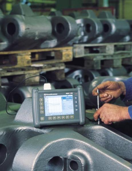 美国GE通用电气MIC 20二合一硬度计
