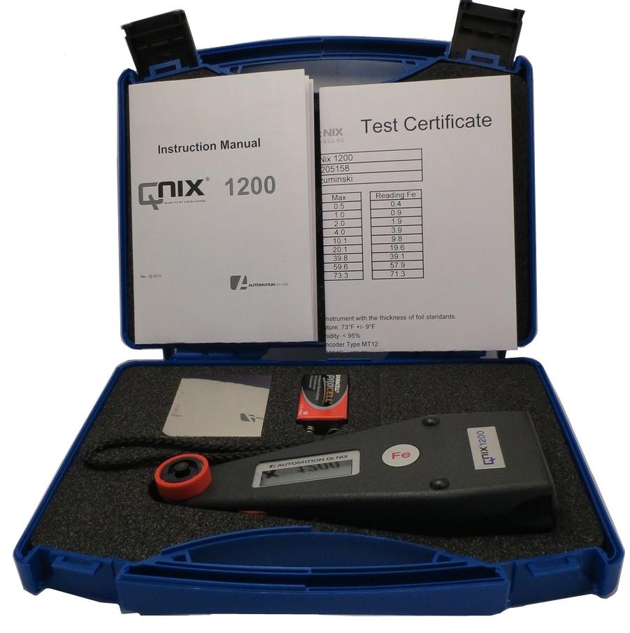 德国尼克斯QNIX1200涂镀层测厚仪