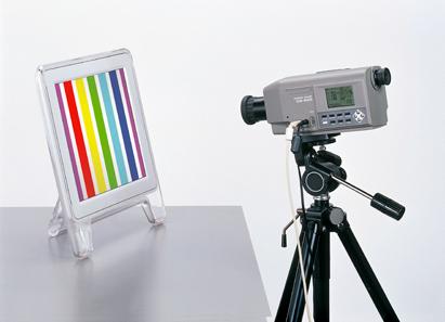 日本柯尼卡美能达KONICA MINOLTA CS-200色彩亮度计