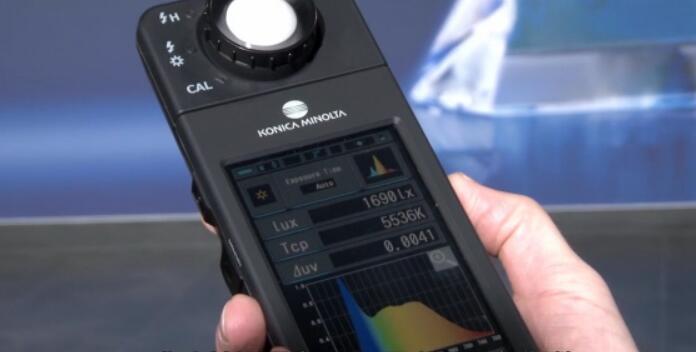 日本柯尼卡美能达KONICA MINOLTA CL-70F显色照度计