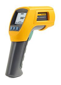 美国福禄克Fluke 568-2/566-2红外和接触式二合一测温仪