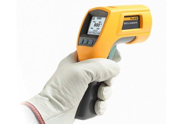 美国福禄克 Fluke 572-2 高温红外测温仪