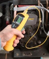 美国福禄克Fluke 561 红外线与接触式测温仪