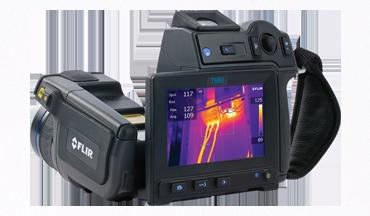 美国FLIR T6xx系列超级放大红外热像仪