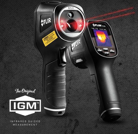 美国FLIR TG165红外成像测温仪