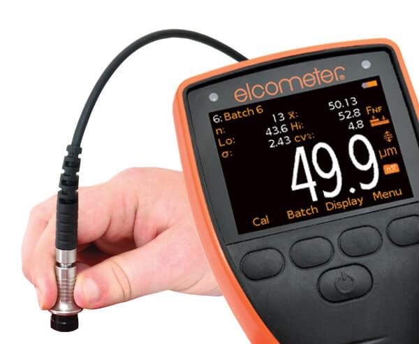 英国易高Elcometer 456 IPC干膜测厚仪