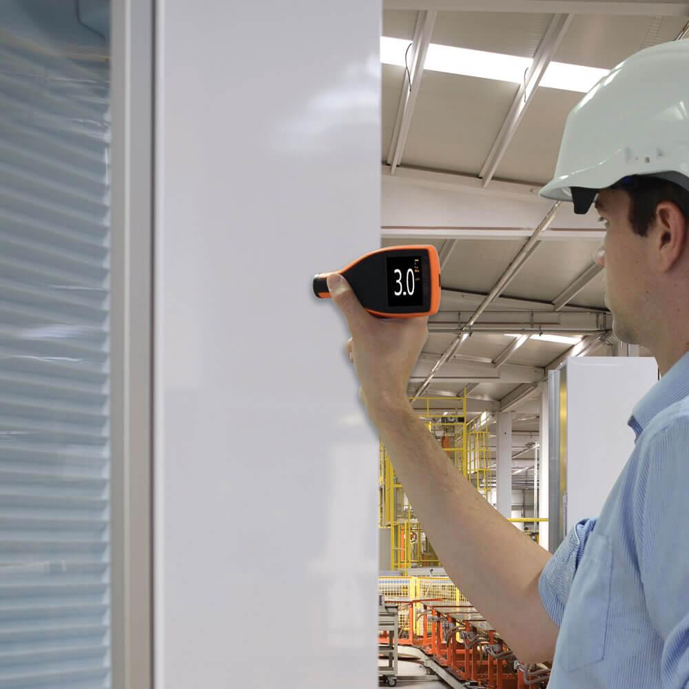 英国易高Elcometer 415 工业油漆和粉末涂层测厚仪