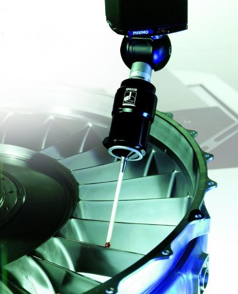 英国雷尼绍 Renishaw SP600扫描测头