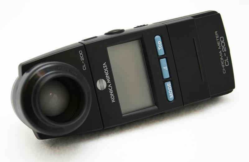 日本柯尼卡美能达KONICA MINOLTA CL-200A照度计