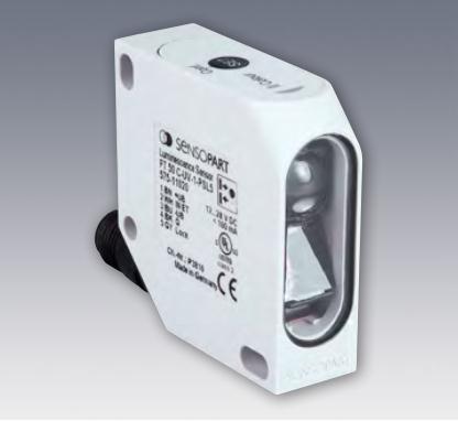 德国森萨帕特SensoPart FT 50-C-UV荧光传感器