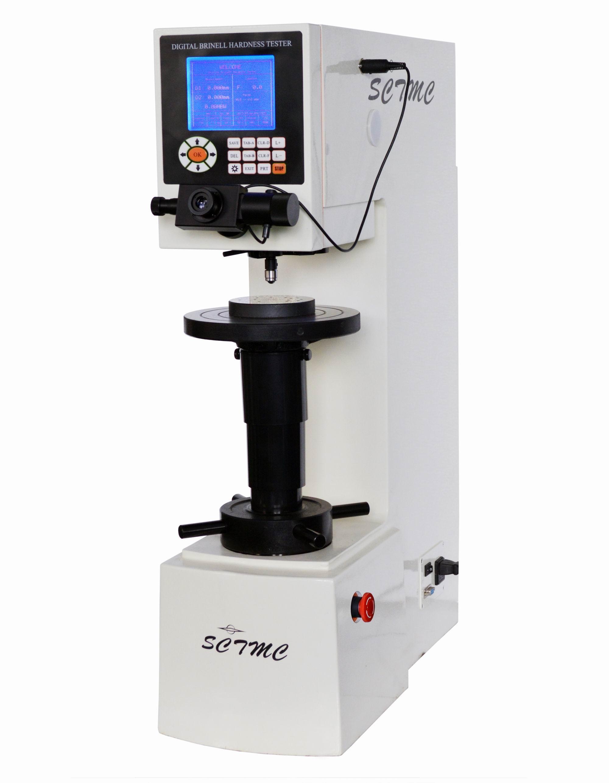 上海尚材 SCTMC XHB-3000数显布氏硬度计