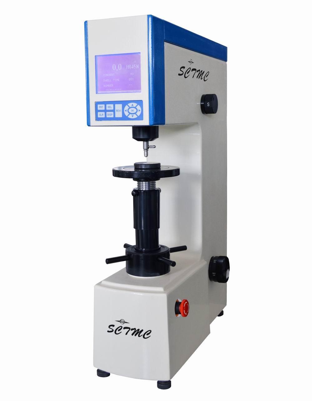上海尚材 SCTMC 560RSS数显双洛氏硬度计