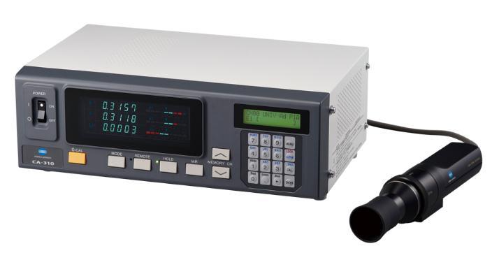 日本柯尼卡美能达CA-310新型色彩分析仪