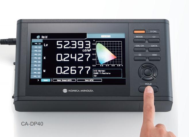日本柯尼卡美能达 CA-410色彩分析仪