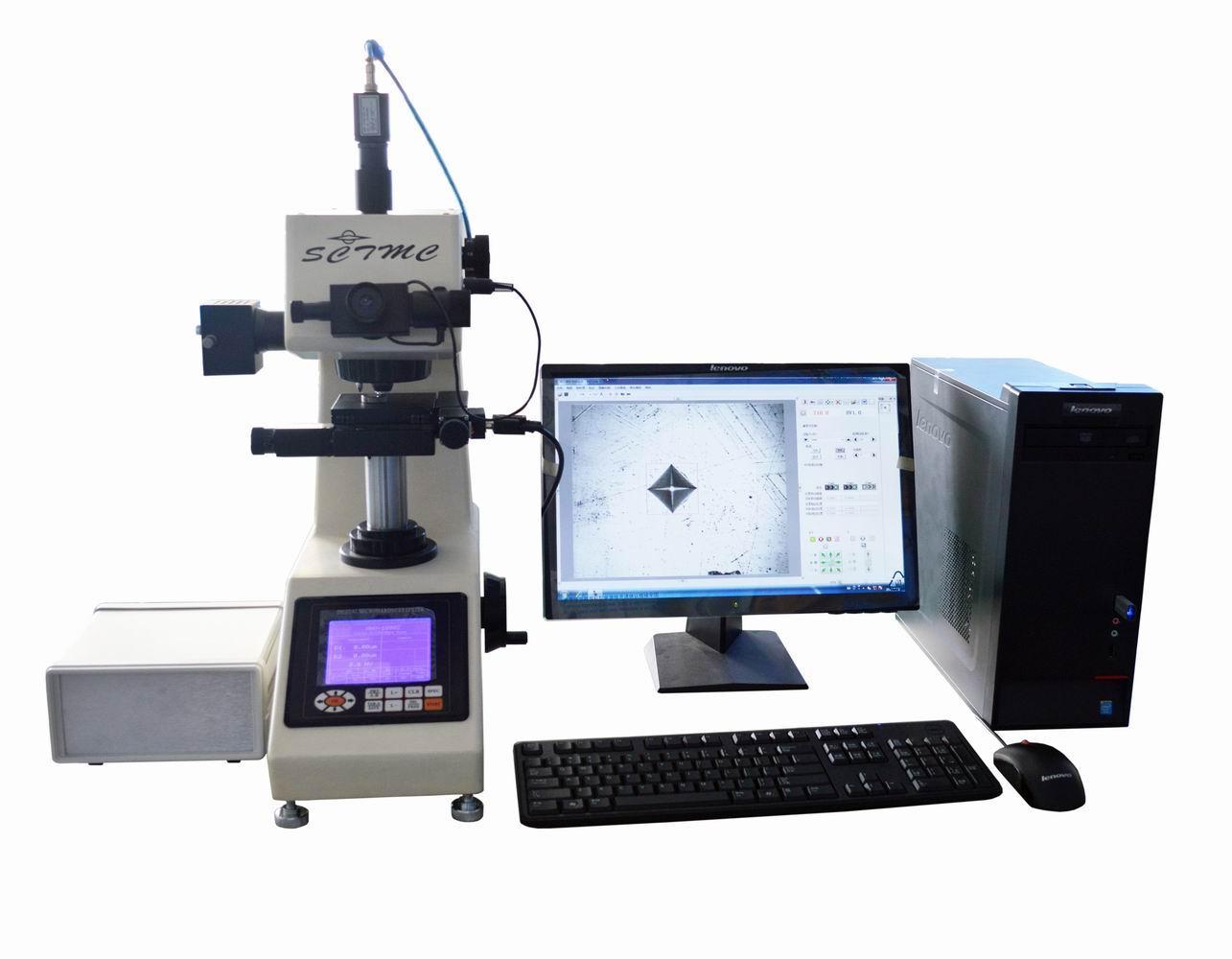 上海尚材 SCTMC MHV-1000Z/V2.0自动显微维氏硬度计