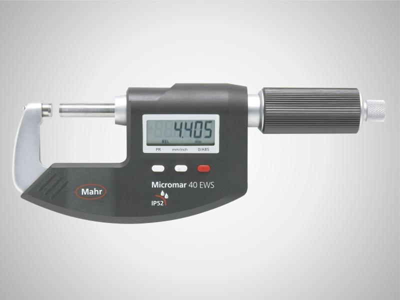 德国马尔MICROMAR 40 EWS 数显千分尺
