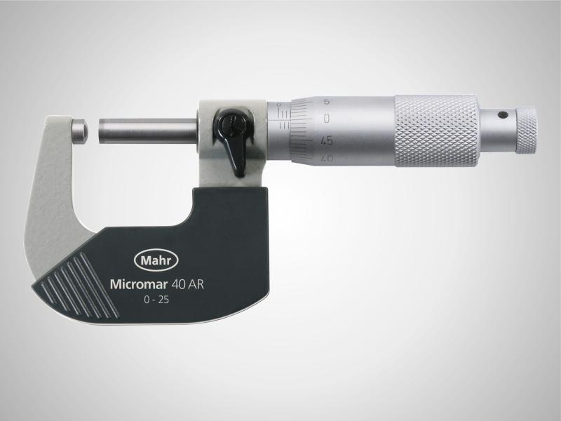 德国马尔MICROMAR 40 AR管壁专用千分尺