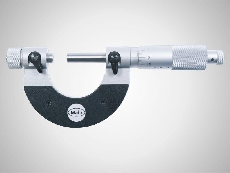 德国马尔MICROMAR 40 Z螺纹千分尺