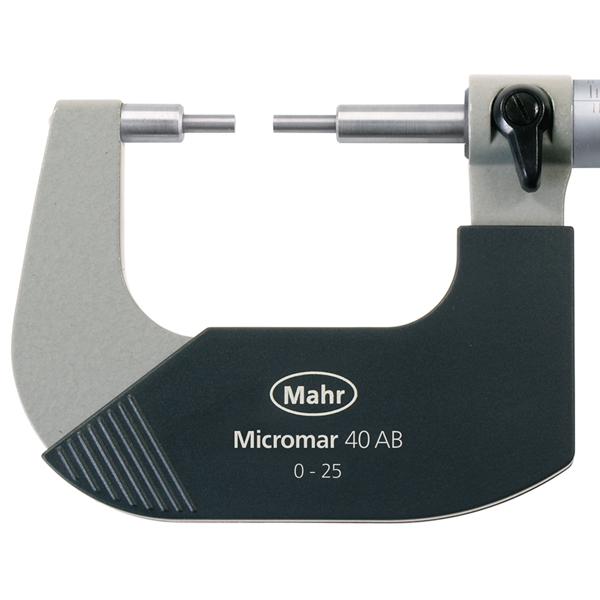 德国马尔MICROMAR 40 AB 小头千分尺
