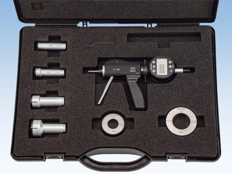 马尔千分尺MICROMAR 844A/844AS 自调心测量活塞