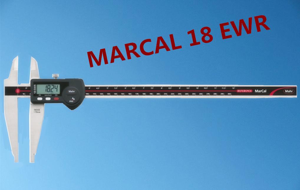 德国马尔MARCAL 18 EWR 数显型车间卡尺