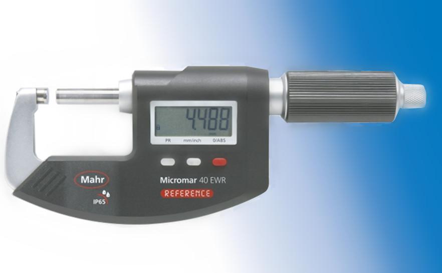 德国马尔MICROMAR 40 EWR 数显防水千分尺
