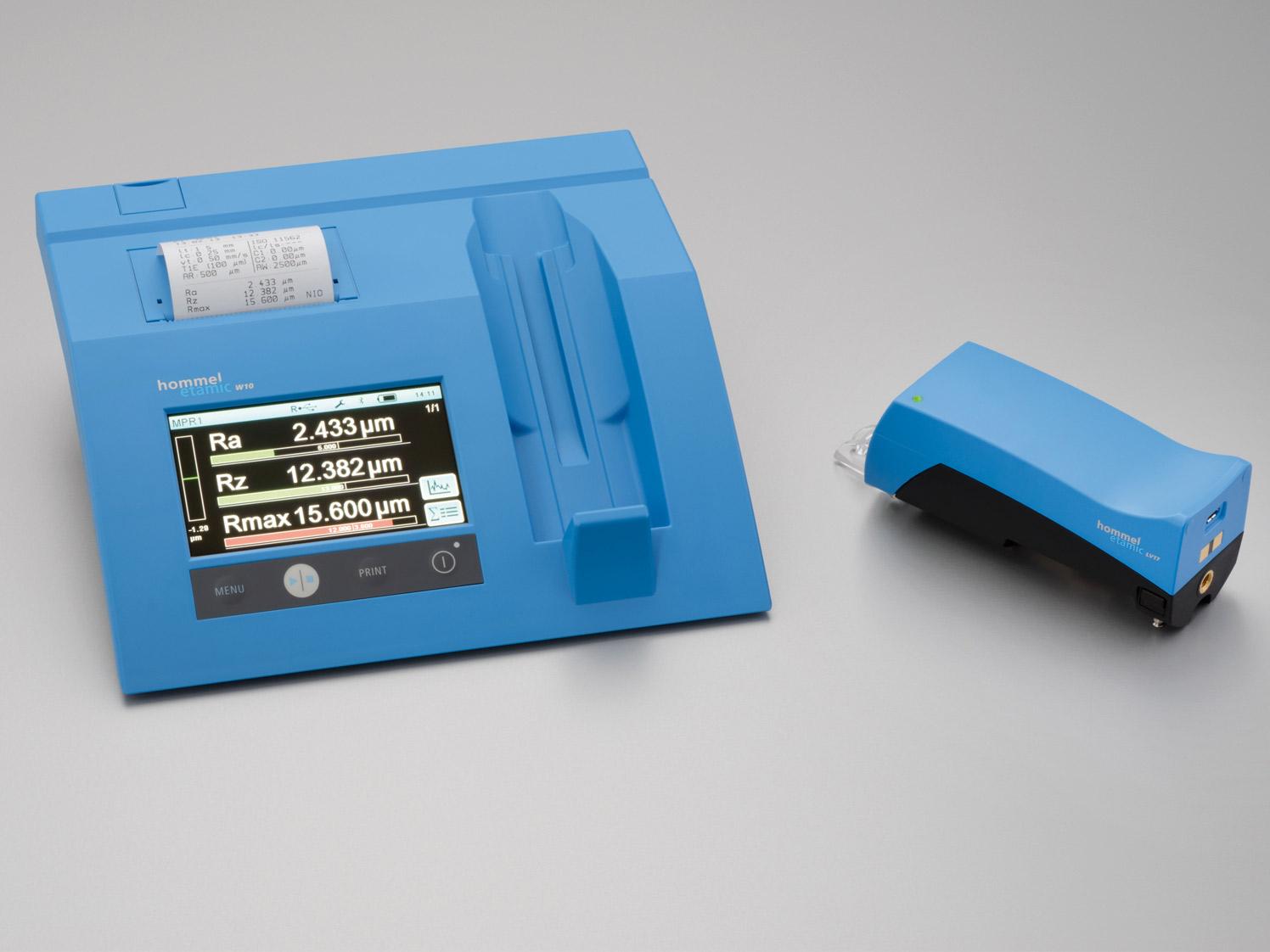 德国霍梅尔Hommel-Etamic W10粗糙度仪