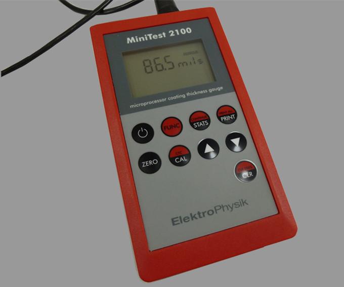 德国Elektrophysik(EPK)Minitest 2100测厚仪