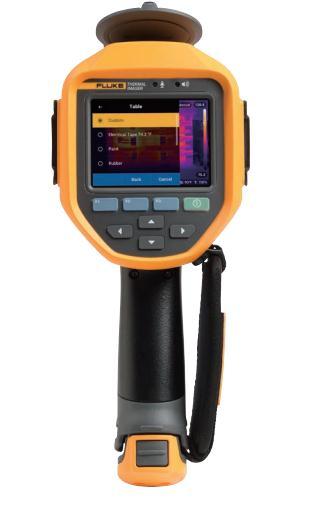 美国福禄克Fluke Ti450 PRO 升级型红外热像仪