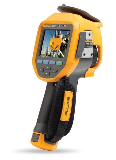 美国福禄克Fluke Ti450 SF6 气体检漏热像仪