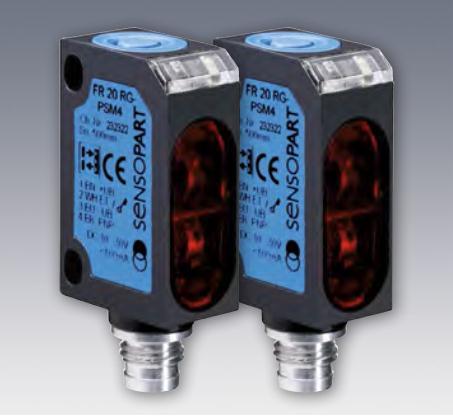 德国森萨帕特SensoPart F20 - 微型光电传感器
