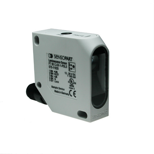 德国森萨帕特Sensopart F50紧凑集成型光电传感器