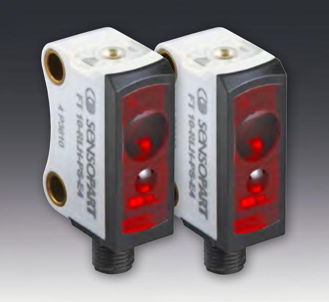 德国森萨帕特SensoPart F10系列光电传感器