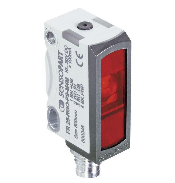 德国森萨帕特SensoPart FT 25-RLH列光电传感器
