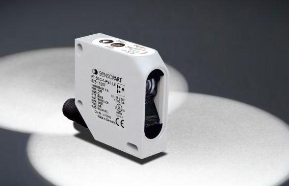 德国森萨帕特Sensopart FT 50-C --白光颜色传感器